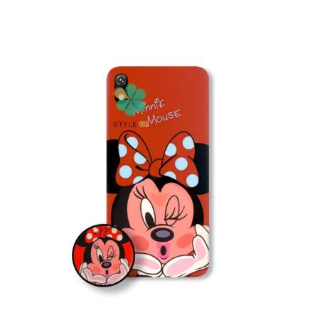 خرید قاب گوشی سامسونگ Samsung Galaxy A10 طرح Minnie Mouse