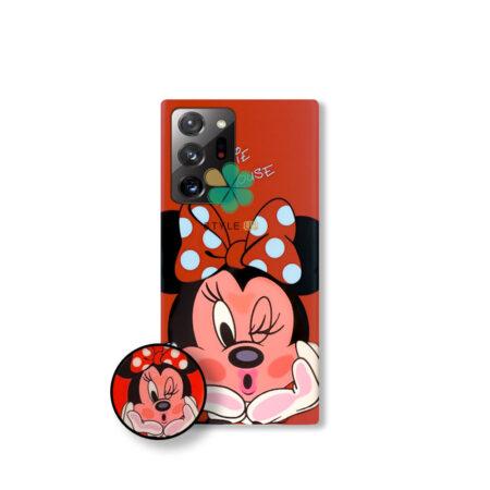 خرید قاب گوشی سامسونگ Galaxy Note 20 Ultra طرح Minnie Mouse