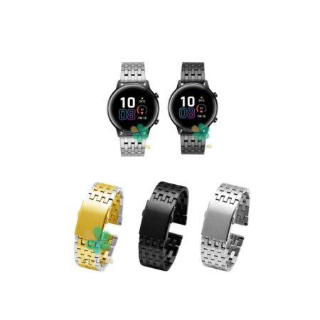 خرید بند ساعت هوشمند هواوی Honor Magic Watch 2 42mm مدل Morellato