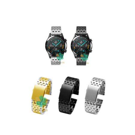 خرید بند ساعت هوشمند هواوی Huawei Watch GT 2 46mm مدل Morellato
