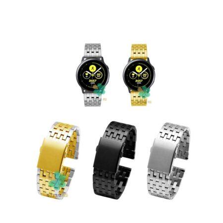 خرید بند ساعت هوشمند سامسونگ Galaxy Watch Active مدل Morellato