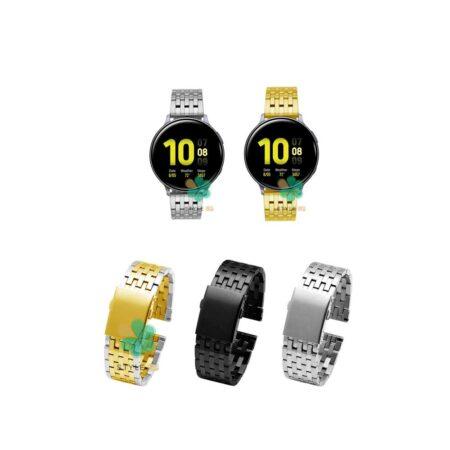 خرید بند ساعت هوشمند سامسونگ Galaxy Watch Active 2 مدل Morellato
