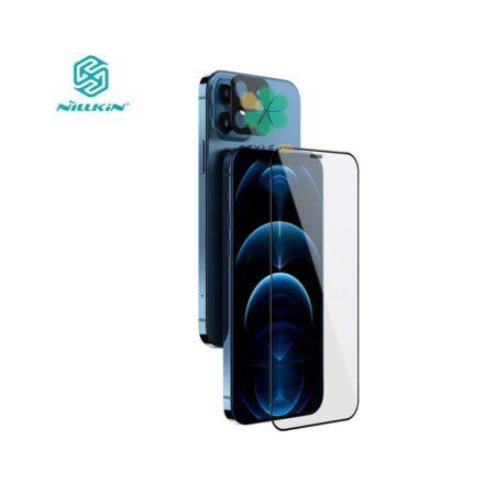 خرید محافظ صفحه و گلس لنز گوشی آیفون Apple iPhone 12 برند نیلکین