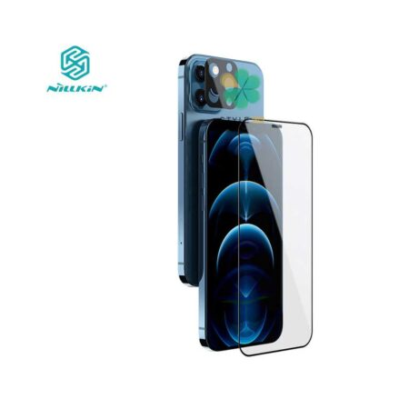 خرید محافظ صفحه و گلس لنز گوشی آیفون iPhone 12 Pro برند نیلکین