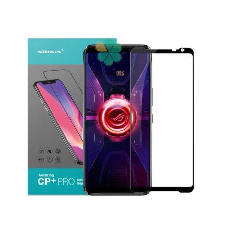 خرید گلس گوشی ایسوس Asus ROG Phone 3 ZS661KS مدل نیلکین CP+ Pro