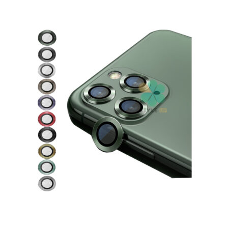 خرید گلس دوربین گوشی اپل iPhone 11 Pro Max مدل Nillkin CLRFilm