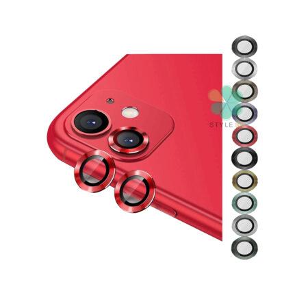 خرید گلس دوربین گوشی ایفون iPhone 12 Mini مدل Nillkin CLRFilm