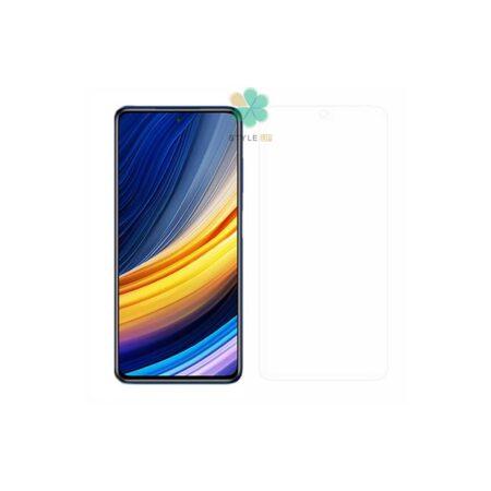 خرید گلس سرامیکی گوشی شیائومی Xiaomi Poco X3 Pro مدل No Frame