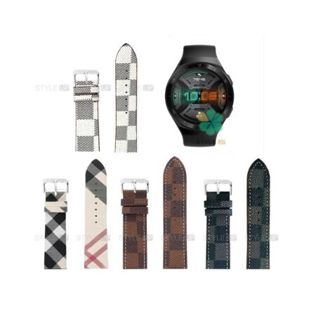 خرید بند ساعت هواوی واچ Huawei Watch GT 2e طرح لویی ویتون