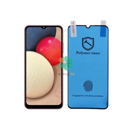 خرید محافظ صفحه گلس گوشی سامسونگ Galaxy A02s مدل Polymer nano