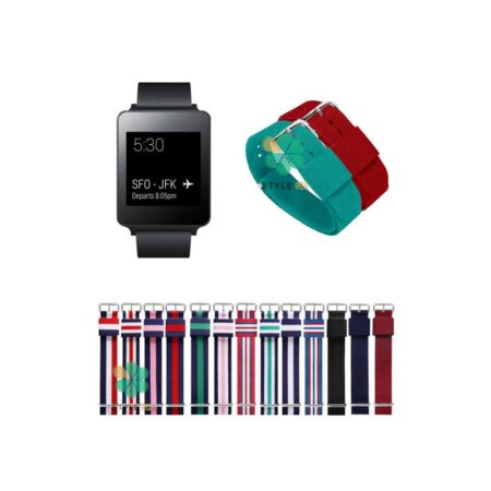خرید بند ساعت ال جی LG G Watch W100 مدل Ranger