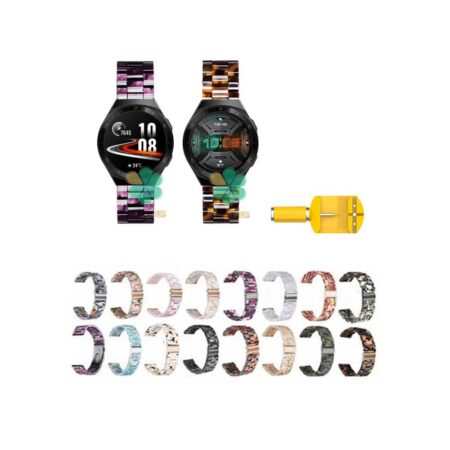 خرید بند ساعت هواوی واچ Huawei Watch GT 2e مدل رزینی