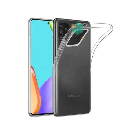 خرید قاب گوشی سامسونگ Samsung Galaxy A52 مدل ژله ای شفاف