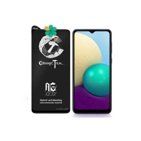 خرید گلس سرامیکی مات گوشی سامسونگ Samsung Galaxy A02 برند Mietubl