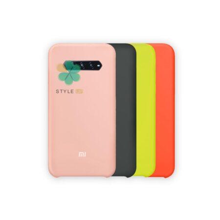 خرید قاب گوشی شیائومی Xiaomi Black Shark 4 مدل سیلیکونی