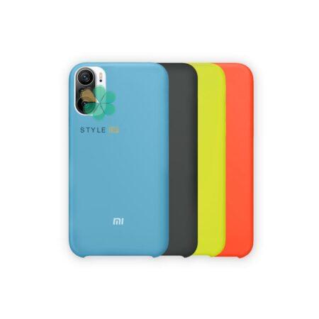 قاب گوشی شیائومی Xiaomi Poco F3 مدل سیلیکونی