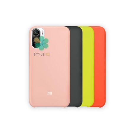 خرید قاب گوشی شیائومی Xiaomi Redmi K40 مدل سیلیکونی