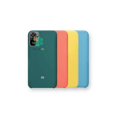 خرید قاب گوشی شیائومی Xiaomi Redmi Note 10 مدل سیلیکونی