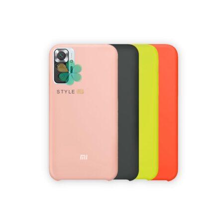 خرید قاب گوشی شیائومی Xiaomi Redmi Note 10 Pro مدل سیلیکونی