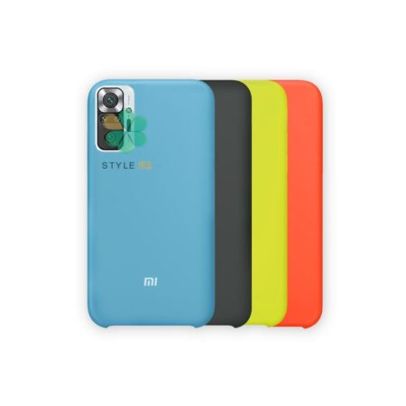 خرید قاب گوشی شیائومی Redmi Note 10 Pro Max مدل سیلیکونی