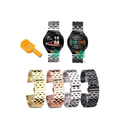 خرید بند ساعت هوشمند هواوی واچ Huawei Watch GT 2e استیل 5Bead