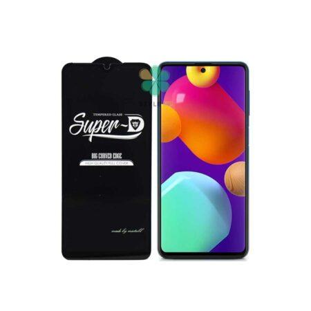 خرید گلس گوشی سامسونگ Samsung Galaxy M62 تمام صفحه Super D