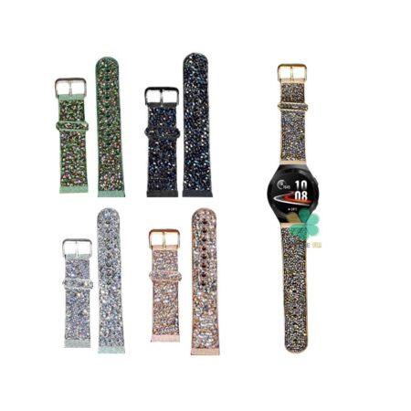 خرید بند اکلیلی ساعت هواوی واچ Huawei Watch GT 2e طرح سواروسکی