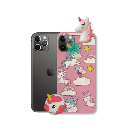 خرید قاب گوشی اپل آیفون Apple iPhone 11 Pro Max طرح Unicorn