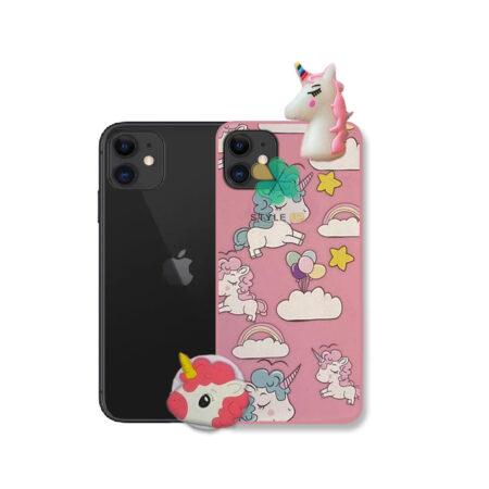 خرید قاب گوشی اپل آیفون Apple iPhone 11 طرح Unicorn