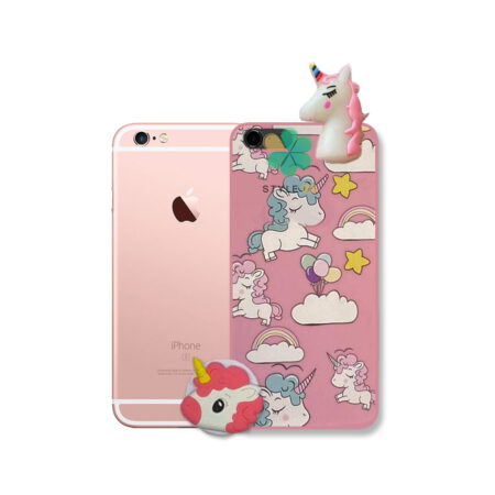 خرید قاب گوشی اپل آیفون Apple iPhone 6 / 6s طرح Unicorn