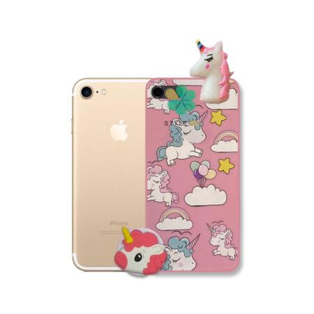 خرید قاب گوشی اپل آیفون Apple iPhone 7 / 8 طرح Unicorn