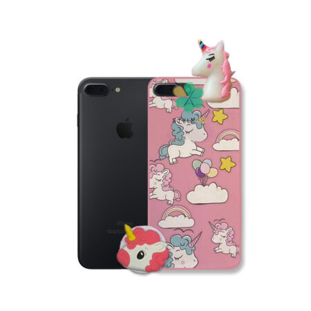 خرید قاب گوشی آیفون Apple iPhone 7 Plus / 8 Plus طرح Unicorn