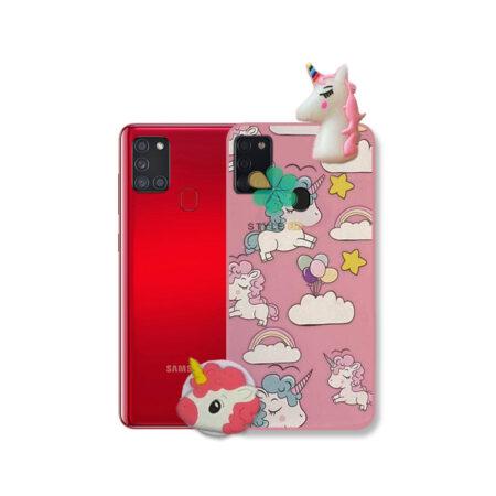 خرید قاب گوشی سامسونگ Samsung Galaxy A21s طرح Unicorn