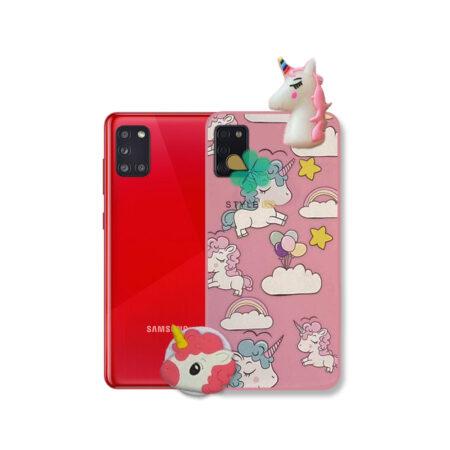 خرید قاب گوشی سامسونگ Samsung Galaxy A31 طرح Unicorn