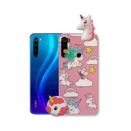 خرید قاب گوشی شیائومی Xiaomi Redmi Note 8 طرح Unicorn