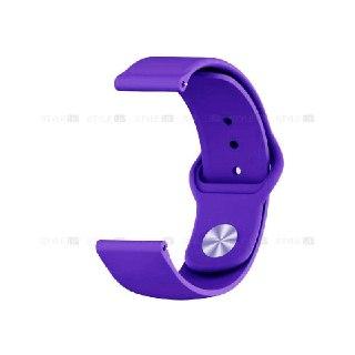 خرید بند سیلیکونی ساعت شیائومی Xiaomi Amazfit Bip S مدل دکمه ای