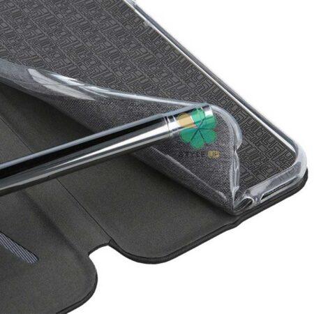خرید کیف کلاسوری چرمی گوشی شیائومی Xiaomi Poco X3 Pro
