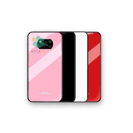خرید قاب پشت گلس گوشی شیائومی Xiaomi Poco X3