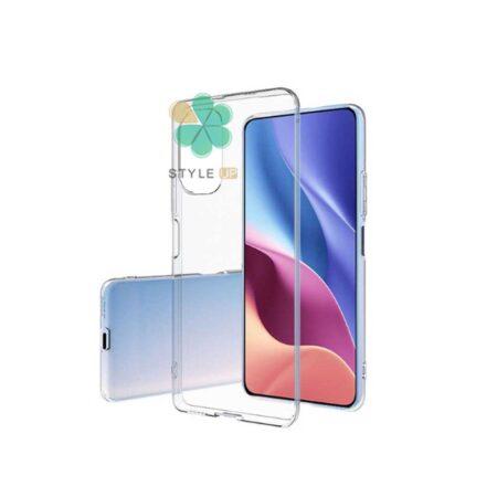 خرید قاب گوشی شیائومی Xiaomi Redmi K40 مدل ژله ای شفاف