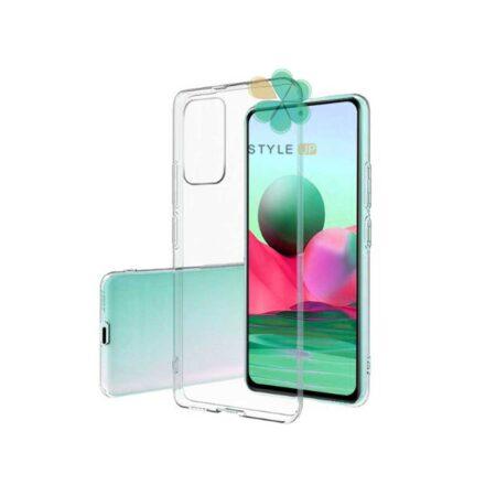 خرید قاب گوشی شیائومی Xiaomi Redmi Note 10s مدل ژله ای شفاف