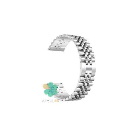 خرید بند فلزی ساعت امازفیت Amazfit GTR 2e مدل 5Rows