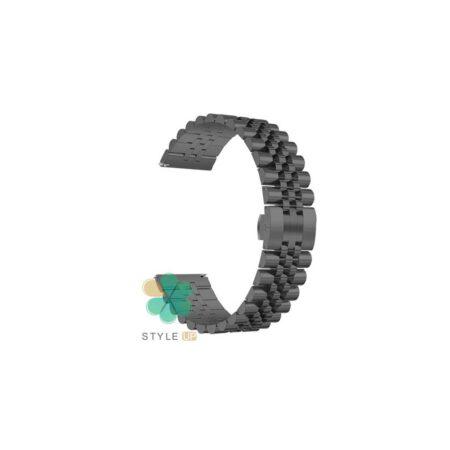 خرید بند فلزی ساعت شیائومی Xiaomi Amazfit Bip S مدل 5Rows