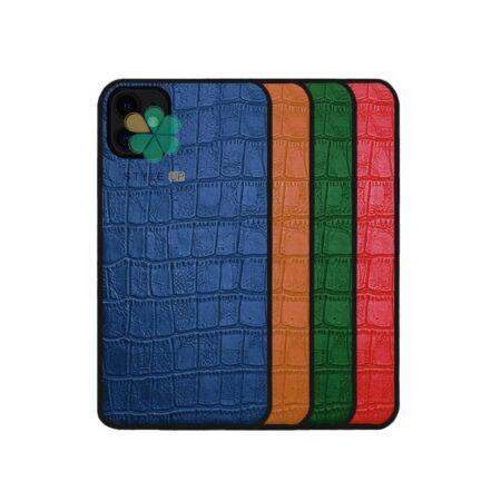 خرید قاب چرم گوشی اپل آیفون Apple iPhone 12 مدل Alligator