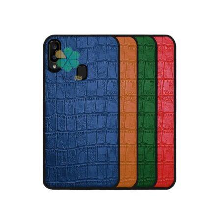 خرید قاب چرم گوشی سامسونگ Samsung Galaxy A30 مدل Alligator