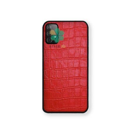 خرید قاب چرم گوشی سامسونگ Samsung Galaxy A32 5G مدل Alligator