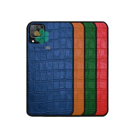 خرید قاب چرم گوشی سامسونگ Samsung Galaxy A42 5G مدل Alligator