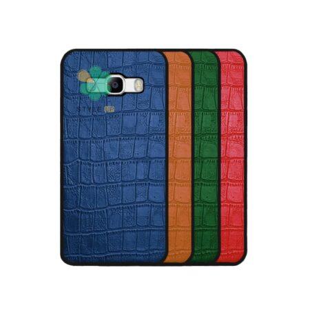 خرید قاب چرم گوشی سامسونگ Samsung Galaxy J5 2016 مدل Alligator