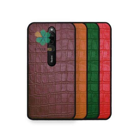 خرید قاب چرم گوشی شیائومی Xiaomi Redmi 8 مدل Alligator
