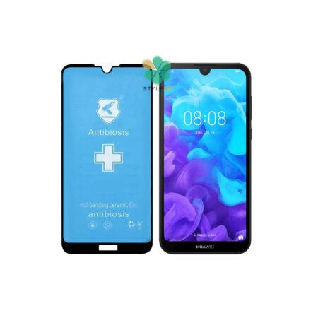 خرید گلس سرامیکی گوشی هواوی Huawei Y5 2019 مدلAnti Biosis