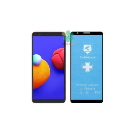 خرید گلس سرامیکی گوشی سامسونگ Galaxy A01 Core مدلAnti Biosisخرید گلس سرامیکی گوشی سامسونگ Galaxy A01 Core مدلAnti Biosis